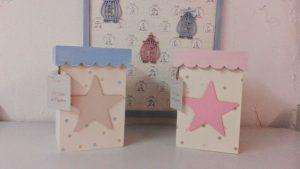 Caja infantil estrellas