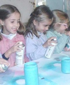 Talles creativos niños