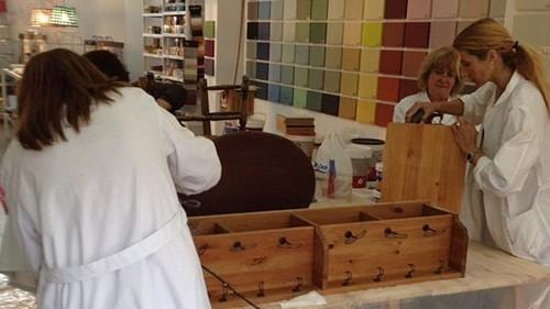 Taller restauracion muebles el taller de cayetana - Taller restauracion muebles ...